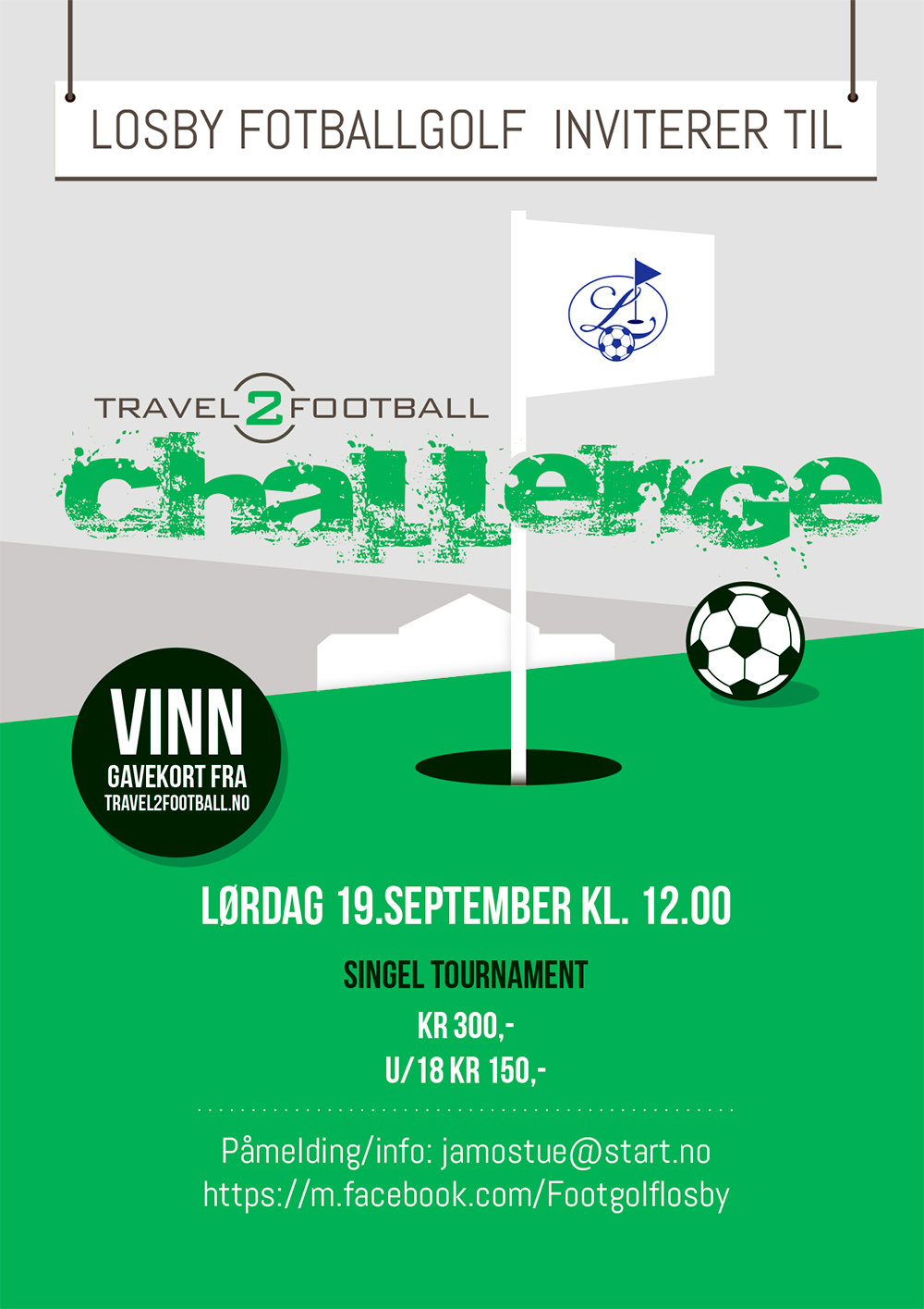 Travel2Football Challenge september 2015
